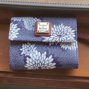 Dooney & Bourke bifold wallet